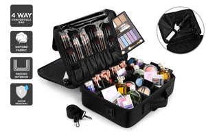 Professional Cosmetic Case Waterproof Storage Makeup Bag | MISSTUSH