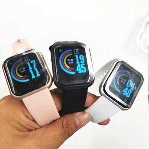 Active Smartwatch 40mm Aluminum for iPhone & Android