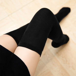 High Heel Warm Socks For Women Long Stockings Warm Thigh High Socks For Ladies Girls New Fashion Of Winter Socks