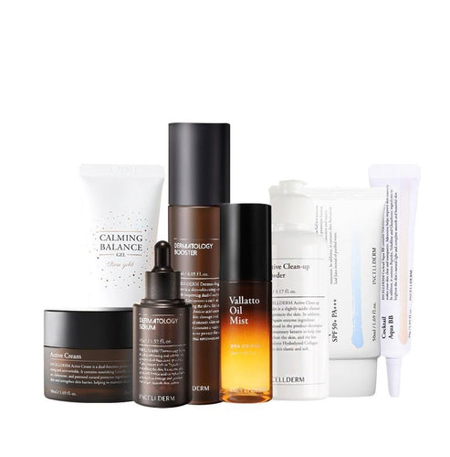 All in One Package - INCELLDERM ONLINE