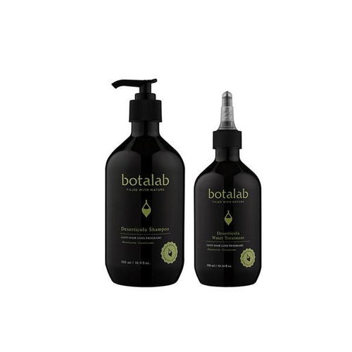 Botalab Deserticola Hair Care Set - INCELLDERM ONLINE