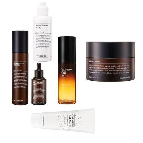 Semi Full Set 5 Items - INCELLDERM ONLINE