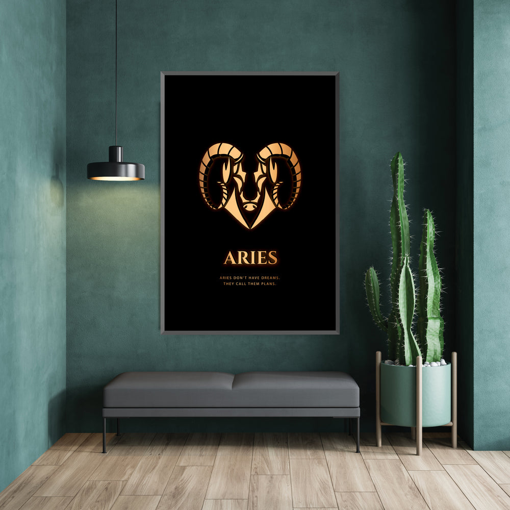 Aries - Gold