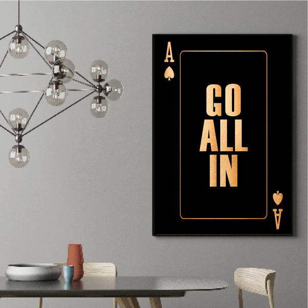 Go All In - Gold