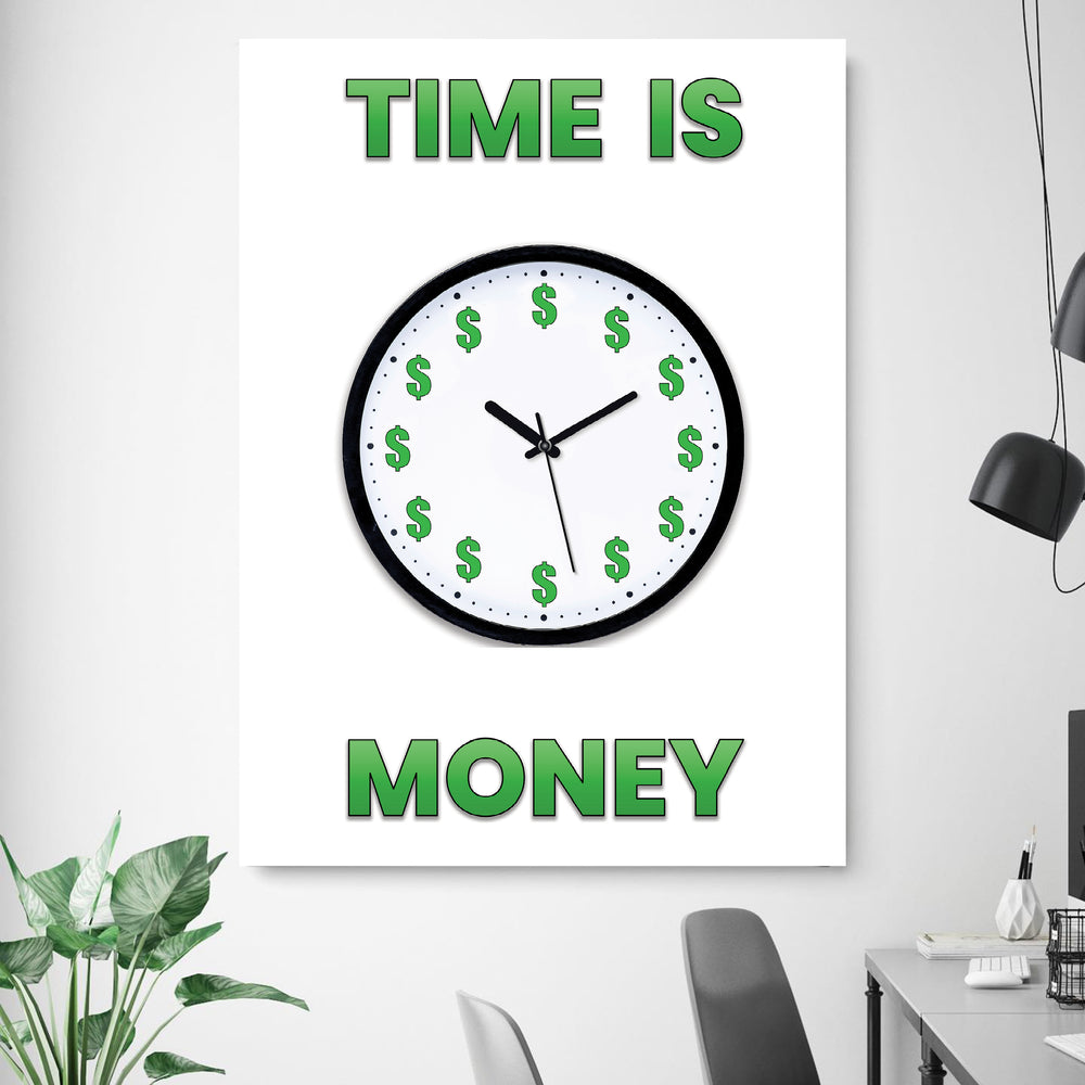 Money Clock