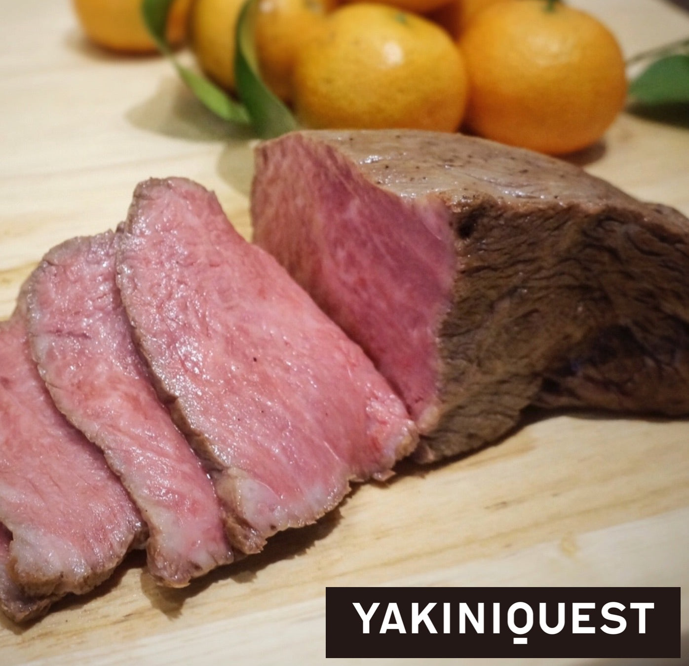 Melt-In-Your-Mouth Miyazaki Wagyu Roast Beef 200g