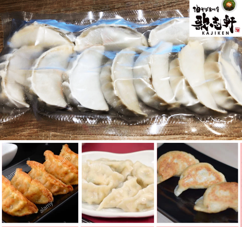 Homemade Dumpling | 自家製餃子 20P