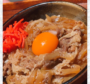 DONDON SPECIAL Gyudon(Thin sliced beef) | 牛丼の具