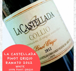 Load image into Gallery viewer, LA CASTELLADA Pinot Grigio 2012