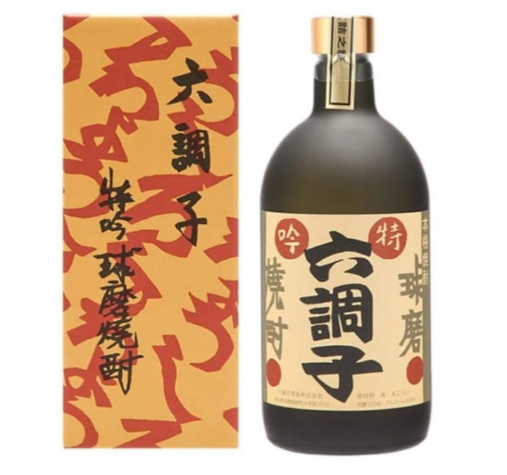 Rice shochu  Tokugin Rokuchoushi | 米焼酎 特吟 六調子