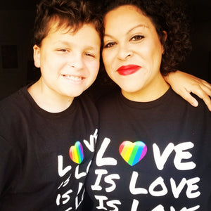 Love is Love Youth Tee
