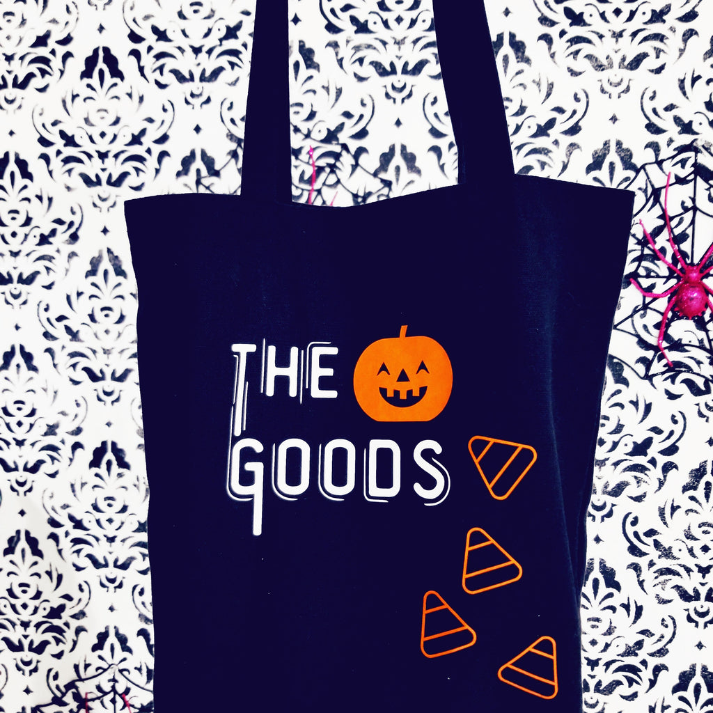 The Goods Trick or Treat Tote