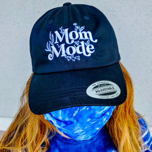 Mom Mode Embroidered Hat PRE-SALE