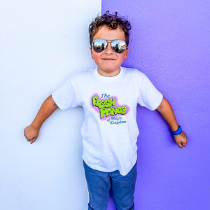 Fresh Prince Of Magic Kingdom Youth Tee