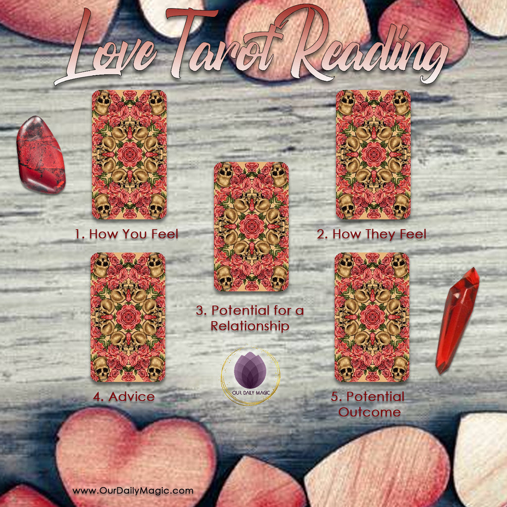 READING] Psychic Tarot Reading | Love Romance Relationship Spread