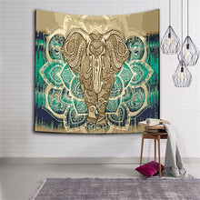 Load image into Gallery viewer, For The Love of Elephants Tapestries