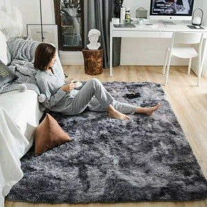 Faux Sheep Plushy Rug