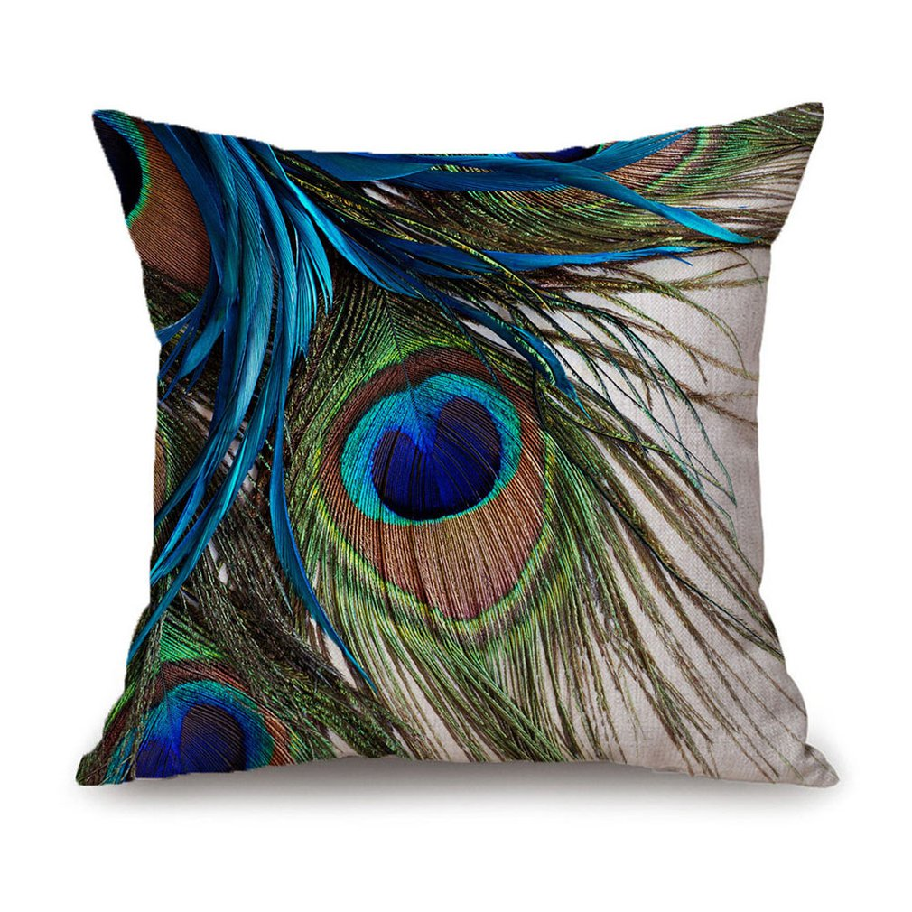 Peacocks n Pillows