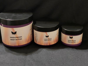 Sandlewood Body Butter