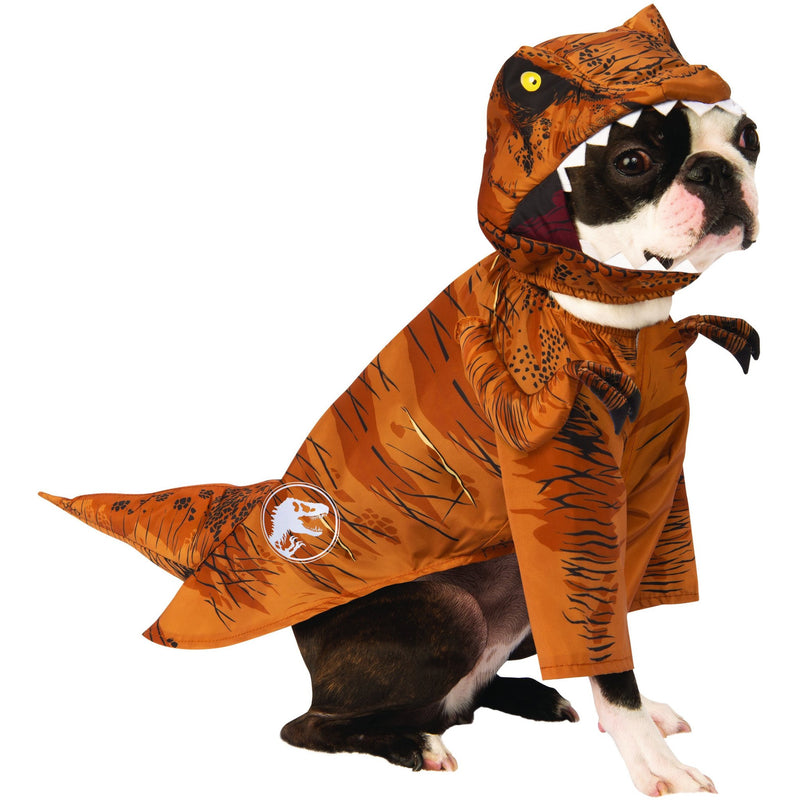 Jurassic World 2 TREX  Pet Costume - World Pet Lovers