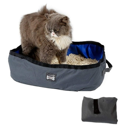 Portable Litter Box - World Pet Lovers