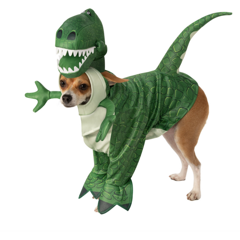 Rex Toy Story Pet Costume - World Pet Lovers