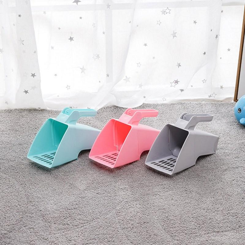 Pet Cat Litter Scooper Cat Litter Sifter Scoop System Kitten Litter - World Pet Lovers