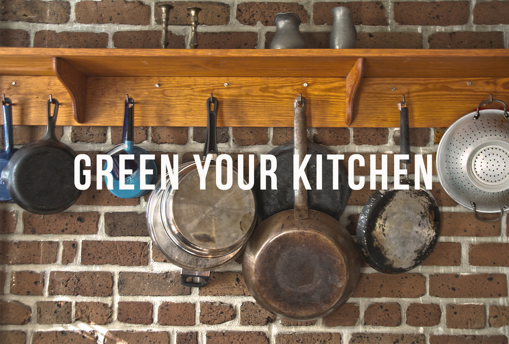Eco Tip Tuesday #13: Ten Tips for an Eco-Friendly Kitchen