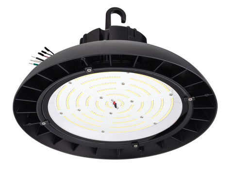 Jarvis A51 Series 100W LED High Bay Round Light Fixture 13000 lumens