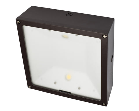 LED Ceiling Mount Light - Bronze 28W-58W