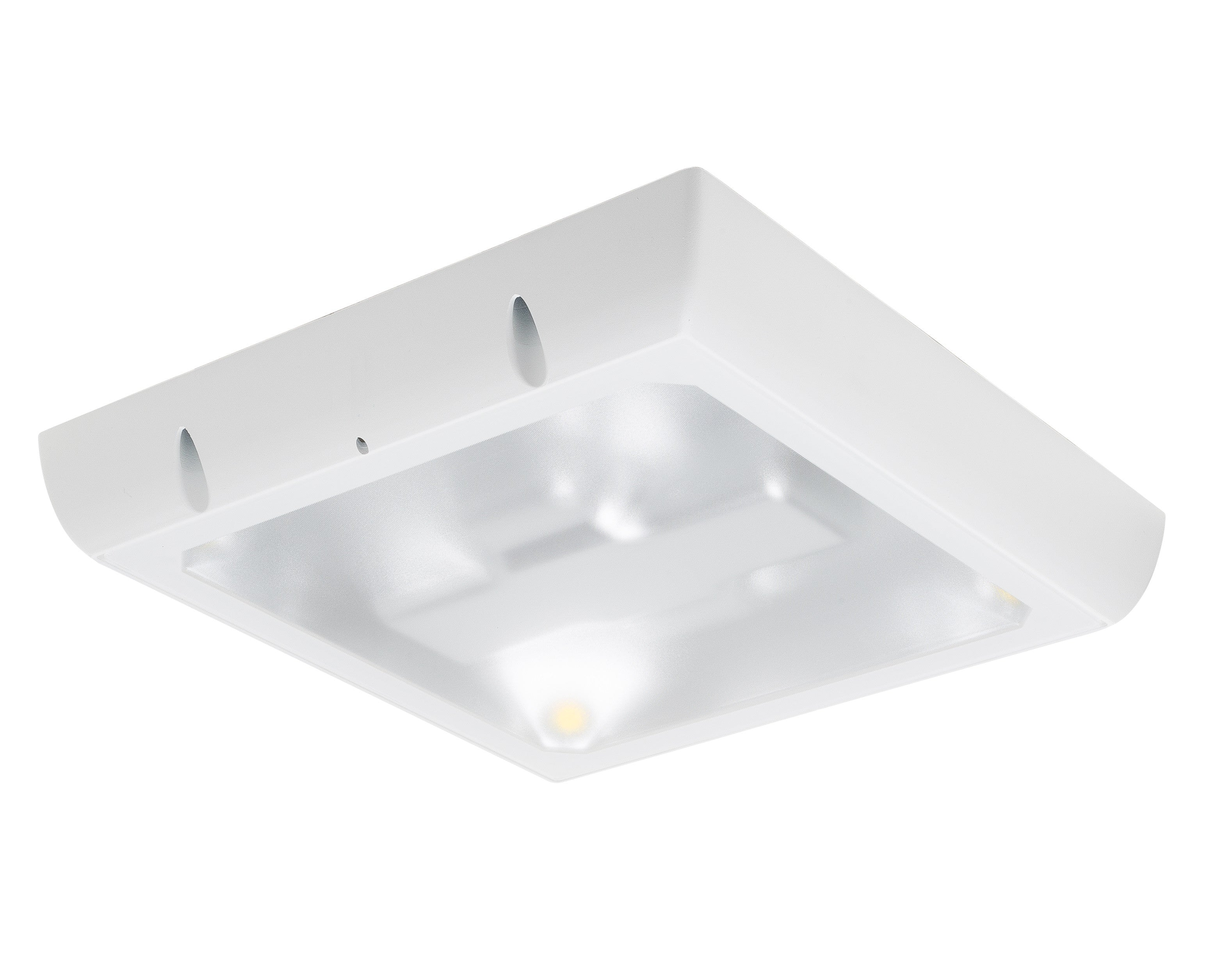 400W Equal LED Gas Station Canopy Light XBEAM 400