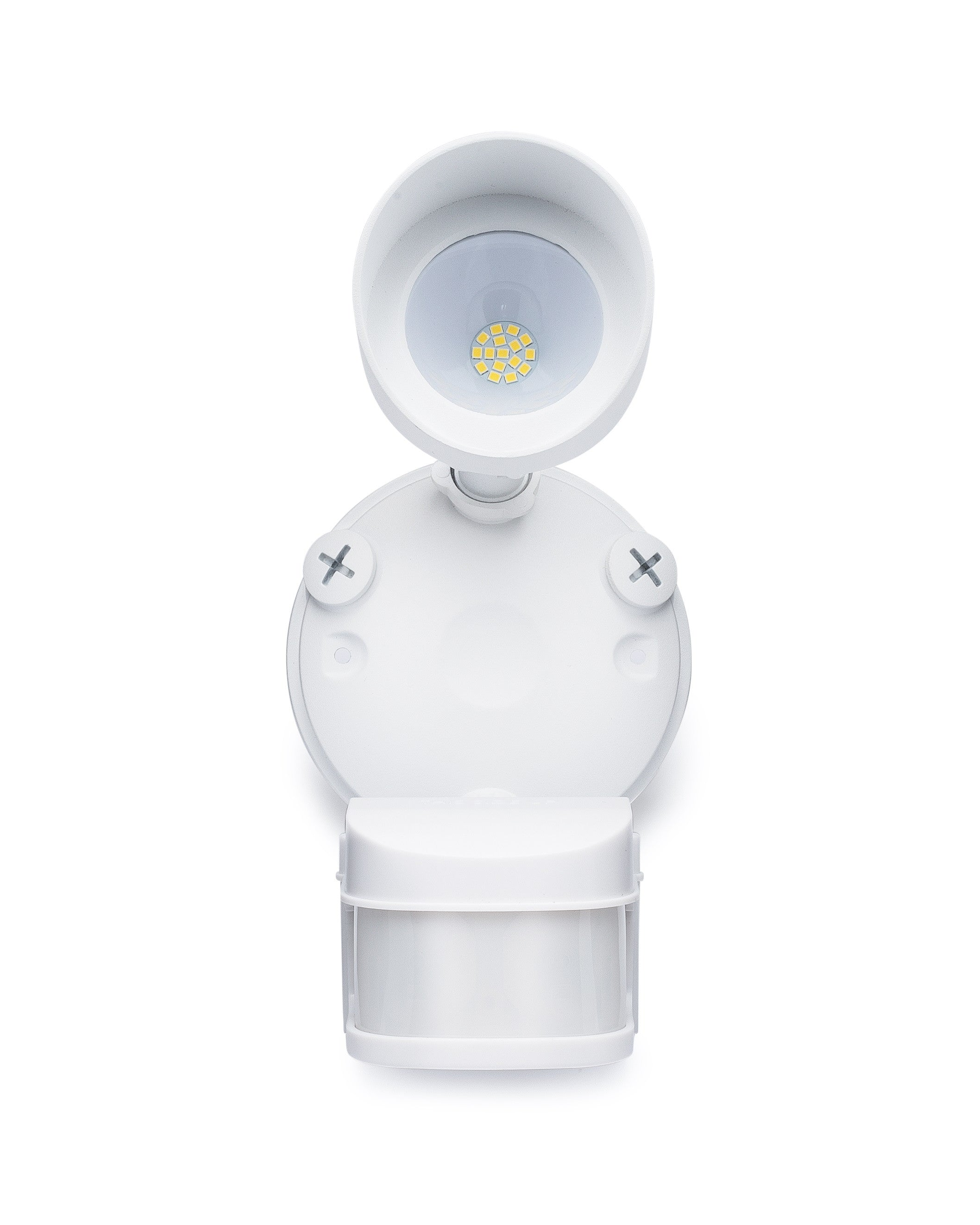 motion sensor light 12w led single head
