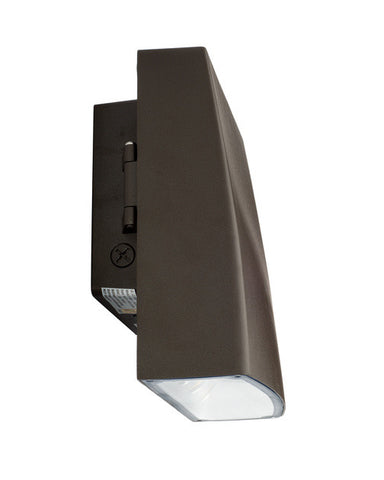 80W Thin LED Directional Wall Pack - DWP80