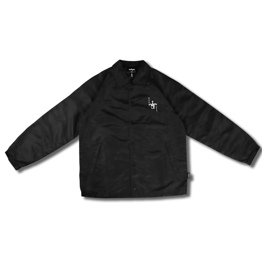 WANAB Joker Wind Breaker - Black