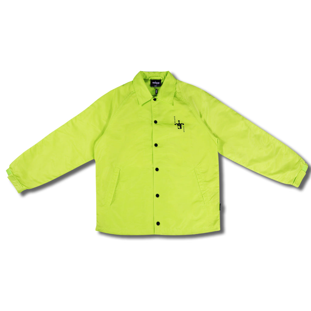 WANAB Joker Wind Breaker - Neon Green