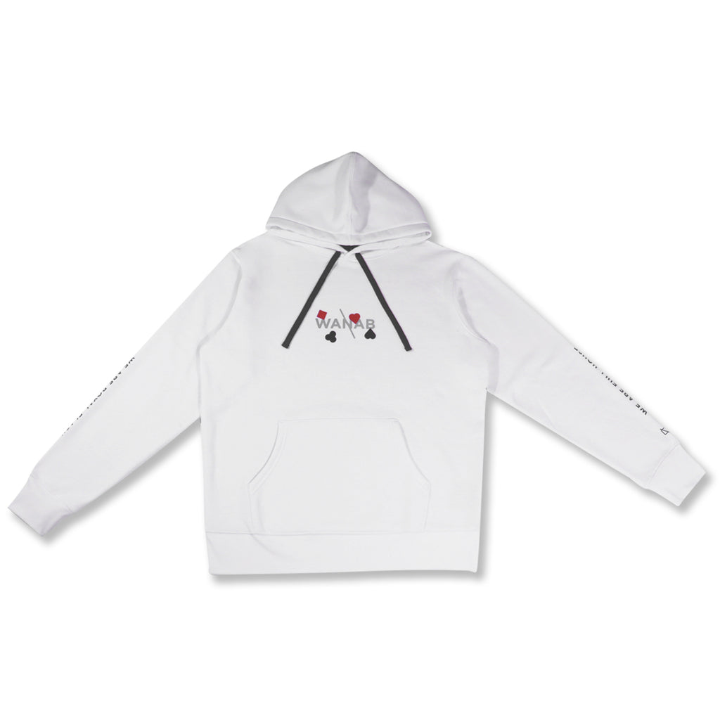 WANAB Royal Straight Flush Hoodie