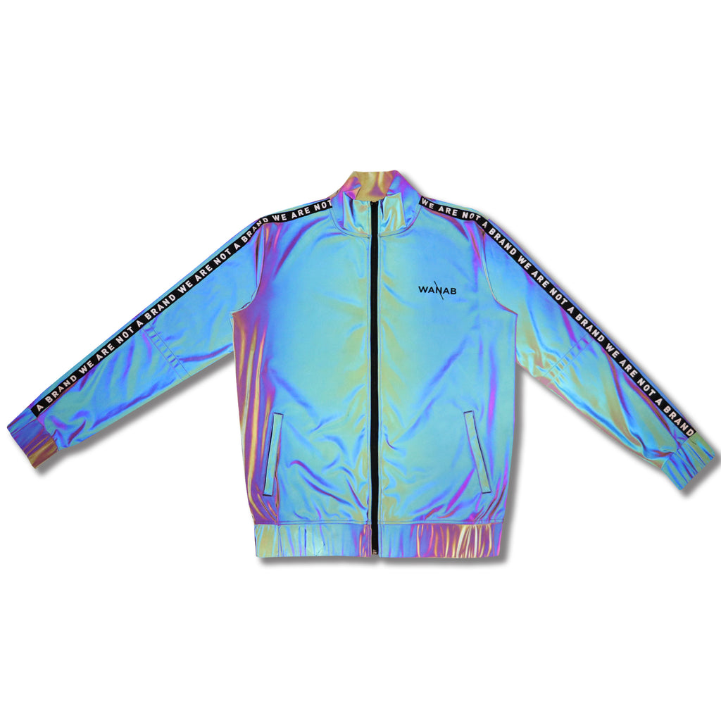 WANAB Colour Reflective Track Suit Set