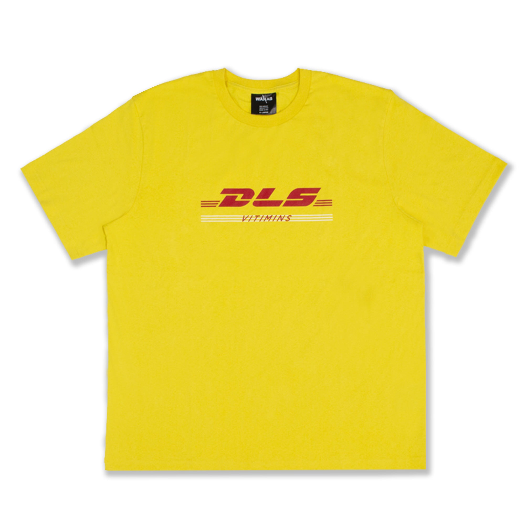 WANAB DLS Tee - Yellow