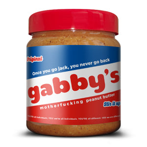 #8 Personalise your motherfucking peanut butter 500g
