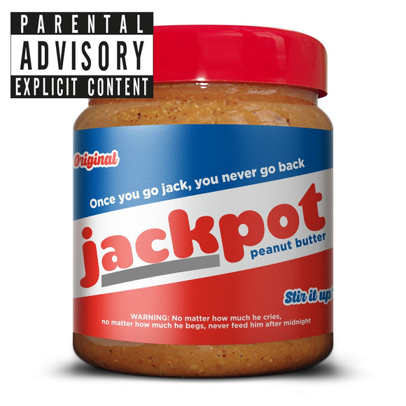 #3 Jackpot motherfucking peanut butter (scratch-off) 500g