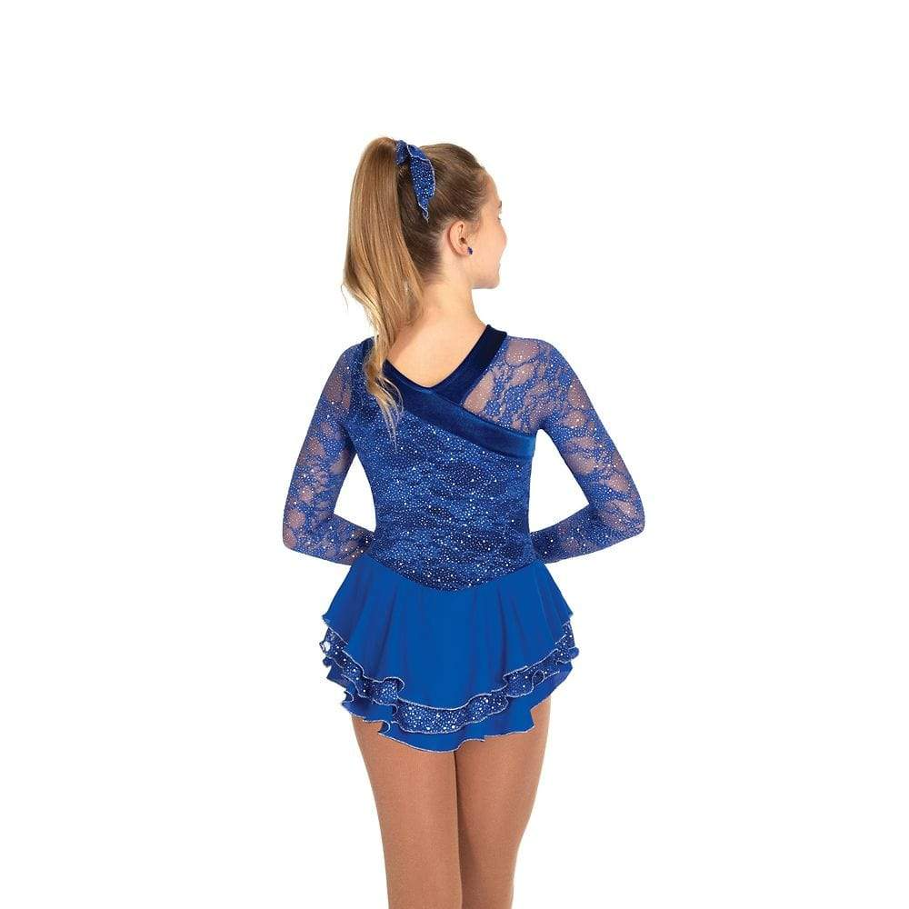 Jerry's 464 Romantic lace dress, royal blue