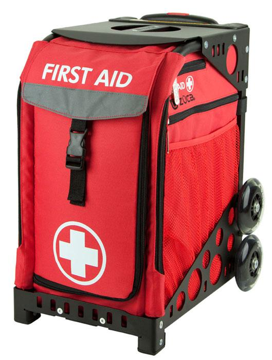 Zuca First Aid, Sisus
