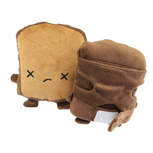 Kawaii Toast Hand Warmers