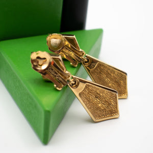 Christian Dior Vintage Earrings - Rianna In Berlin