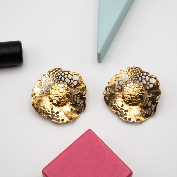 Christian Lacroix Vintage Earrings - Rianna In Berlin