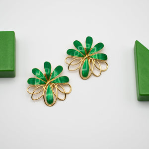 Orena Vintage Earrings - Rianna In Berlin