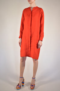 Hermes Vintage Shirt-Dress - Rianna In Berlin