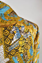 Load image into Gallery viewer, Hermes Golden Embroidery Blazer - Rianna In Berlin