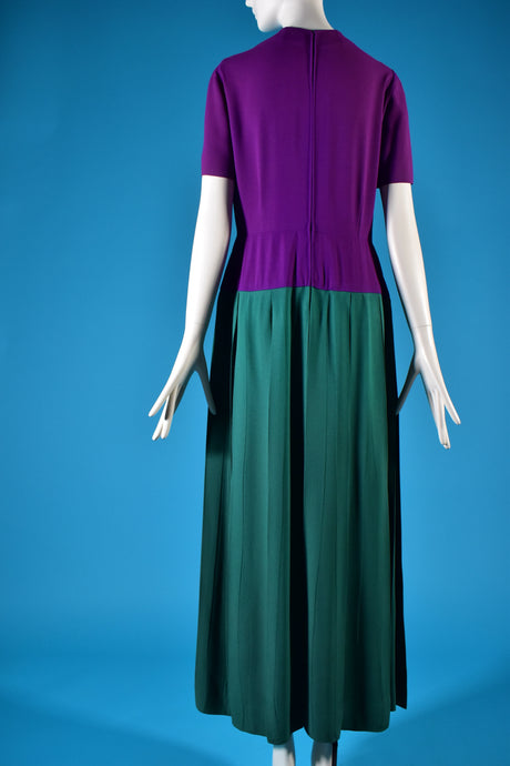 Vintage Lanvin Evening Dress - Rianna In Berlin