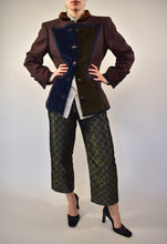 Load image into Gallery viewer, Vintage Yves Saint Laurent Art-Deco Military Jacket - Rianna In Berlin